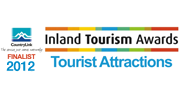 Inland Toursim 2012 Finalist Tourism Attractions
